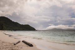 Belle viste dell'isola di Ko LUI in Tailandia nelle ore di crepuscolo e di alba Immagini Stock Libere da Diritti