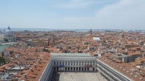Belle viste di Venezia Fotografia Stock
