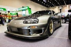 Belle voiture de sport Photo stock