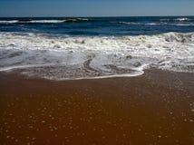 Belle vue d'océan images libres de droits