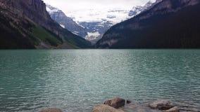 Belle vue de lac Image libre de droits