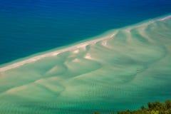 Belle vue de paysage du parc national Arrabida dans Setuba Photo libre de droits