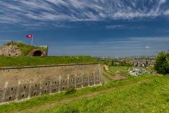 Belle vue de St Pieter de fort un jour merveilleux et ensoleillé photos libres de droits