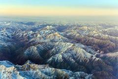 Belle vue des aéronefs Image stock