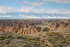 Belle vue du canyon images stock