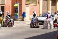 Bellea Alicante Royaltyfria Bilder
