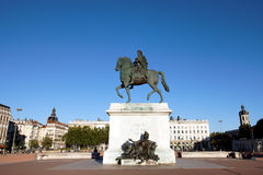 bellecour Arkivfoton