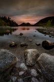 Bellen bij het Nationale Park van Acadia Stock Foto