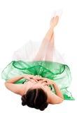 Bellerina van de schoonheid Royalty-vrije Stock Afbeelding