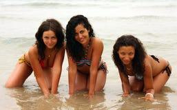 Belles amies Photographie stock libre de droits