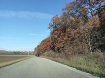 Belles couleurs d'automne Photographie stock