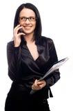 Belles femmes d'affaires Photos libres de droits