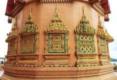 Belles fenêtres de temple Photos stock