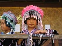 Belles filles thaïes Image libre de droits