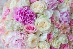 Belles fleurs E Photographie stock