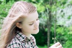 Belles jeunes femmes Photo libre de droits