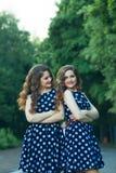 Belles jeunes filles Photos libres de droits