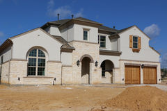 Belles maisons du sud Image stock