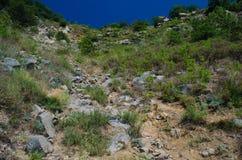 belles montagnes Photo stock
