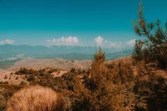 Belles nature et montagnes de dinde photos stock