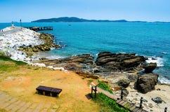 Belles plages Photo stock