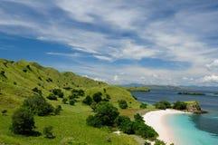 Belles plages indonésiennes Photo libre de droits