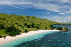 Belles plages indonésiennes Photos stock