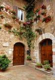 Belles portes Image libre de droits