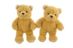 Belles poupées d'ours Photos libres de droits