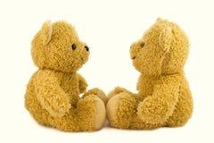 Belles poupées d'ours Images stock