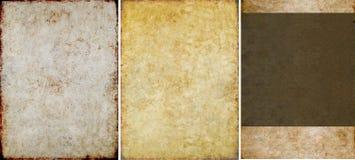 belles textures trois de fond image libre de droits
