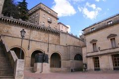 Belles villes en Italie Photo stock