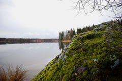 Belles vues de photo de Vyborg photographie stock