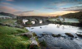 Bellever Bridge Royalty Free Stock Image