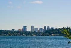 Bellevue华盛顿 图库摄影
