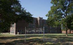 Bellevue学校,孟菲斯,田纳西 免版税库存照片