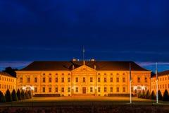 Bellevue宫殿  免版税图库摄影