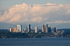 Bellevue, Ουάσιγκτον Στοκ Εικόνα