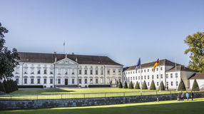 Bellevue castle, Berlin Royalty Free Stock Photos
