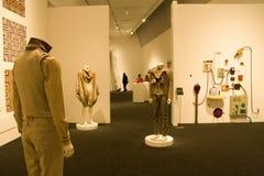 Bellevue konstmuseum Royaltyfria Foton