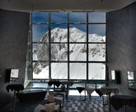 Bellevue - Mont Blanc Royalty-vrije Stock Foto