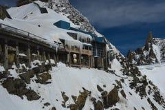 Bellevue - Mont Blanc Stock Afbeeldingen