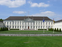 bellevue pałac Obraz Stock