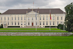 Bellevue Palace stock photo