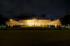Bellevue palace in berlin Stock Image