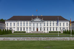 Bellevue palace in Berlin Stock Photo