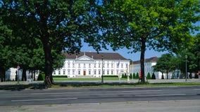 Bellevue palace in Berlin stock video