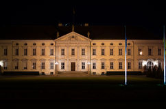Bellevue Palace, Berlin Royalty Free Stock Photography