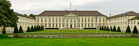 Bellevue palace, Berlin, Germany Royalty Free Stock Photography