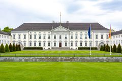 Bellevue Palace in Berlin, Germany royalty free stock images